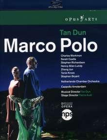 Tan Dun (geb. 1957): Marco Polo, Blu-ray Disc