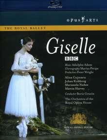 The Royal Ballet:Giselle (Adam) (Blu-ray), Blu-ray Disc