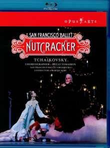 San Francisco Ballet - Der Nußknacker (Tschaikowsky), Blu-ray Disc