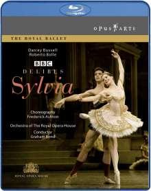 Royal Ballet Covent Garden:Sylvia (Delibes), Blu-ray Disc