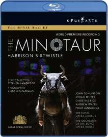Harrison Birtwistle (geb. 1934): The Minotaur, Blu-ray Disc