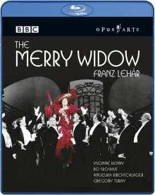Franz Lehar (1870-1948): Die lustige Witwe (in englischer Sprache), Blu-ray Disc