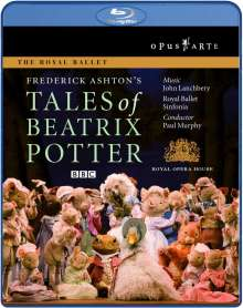 Frederick Ashton's Tales of Beatrix Potter, Blu-ray Disc