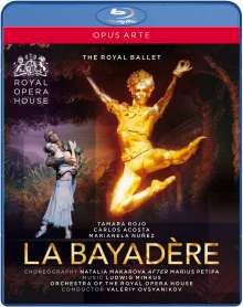 The Royal Ballet - La Bayadere, Blu-ray Disc
