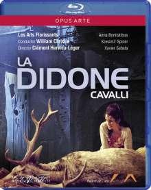 Francesco Cavalli (1602-1676): La Didone, Blu-ray Disc