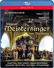 Richard Wagner (1813-1883): Die Meistersinger von Nürnberg, Blu-ray Disc