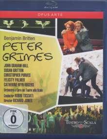 Benjamin Britten (1913-1976): Peter Grimes, Blu-ray Disc