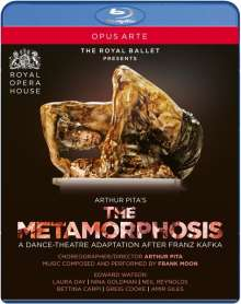 The Royal Ballet: The Metamorphosis, Blu-ray Disc