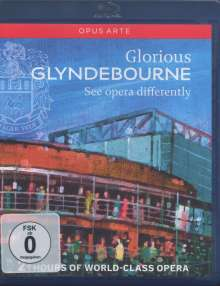 Glorious Glyndebourne, Blu-ray Disc