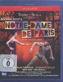 Roland Petit:Notre Dame de Paris, Blu-ray Disc