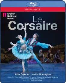 English National Ballet - Le Corsaire, Blu-ray Disc