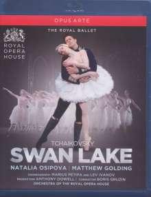 Royal Ballet Covent Garden: Schwanensee, Blu-ray Disc