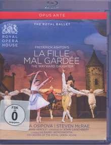 The Royal Ballet: La Fille Mal Gardee, Blu-ray Disc