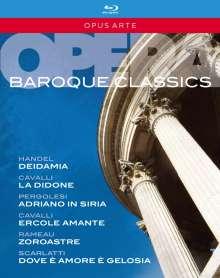 Baroque Classics, 7 Blu-ray Discs
