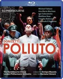 Gaetano Donizetti (1797-1848): Poliuto, Blu-ray Disc