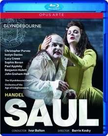 Georg Friedrich Händel (1685-1759): Saul, Blu-ray Disc
