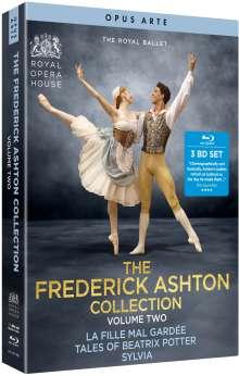 The Frederick Ashton Collection Vol.2, 3 Blu-ray Discs