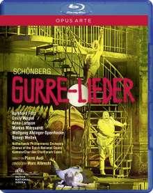Arnold Schönberg (1874-1951): Gurre-Lieder für Soli,Chor & Orchester (Bühnenversion), Blu-ray Disc