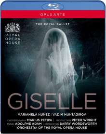 The Royal Ballet - Giselle, Blu-ray Disc