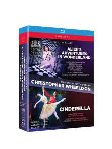 Christopher Wheeldon - Two Ballet Favourites, 2 Blu-ray Discs