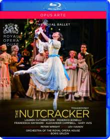 Royal Ballet Covent Garden:Der Nußknacker (Tschaikowsky), Blu-ray Disc