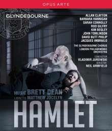 Brett Dean (geb. 1961): Hamlet, Blu-ray Disc