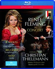 Renee Fleming in Concert, 2 Blu-ray Discs