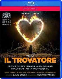 Giuseppe Verdi (1813-1901): Il Trovatore, Blu-ray Disc