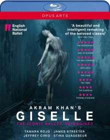 English National Ballet - Akram Khans Giselle, Blu-ray Disc