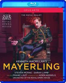 The Royal Ballet: Mayerling, Blu-ray Disc