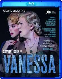 Samuel Barber (1910-1981): Vanessa, Blu-ray Disc