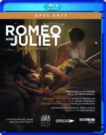 Royal Ballet - Romeo & Juliet Beyond Words (Ballett-Film), Blu-ray Disc