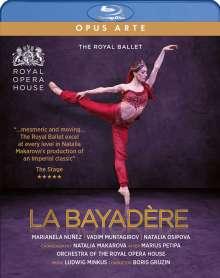 The Royal Ballet:La Bayadere, Blu-ray Disc