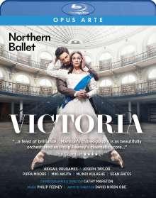 Northern Ballet: Victoria, Blu-ray Disc