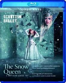 Scottish Ballet - The Snow Queen (Rimsky-Korssakoff), Blu-ray Disc
