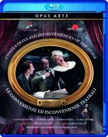 Gaetano Donizetti (1797-1848): Le Convenienze ed Inconvenienze Teatrali, Blu-ray Disc