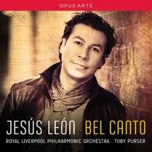 Jesus Leon - Bel Canto, CD