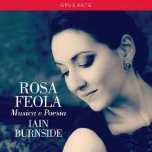 Rosa Feola - Musica e Poesia, CD