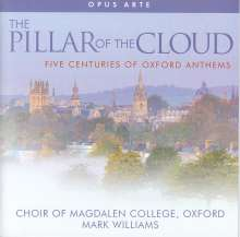 Magdalen College Choir Oxford - The Pillar of the Cloud, CD