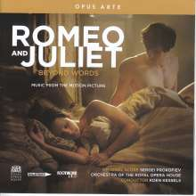 Filmmusik: Orchestra of the Royal Opera House Covent Garden - Romeo & Juliet beyond Words (Filmmusik), CD