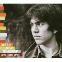 David Jacobs-Stain: Ocean Or A Teardrop, CD