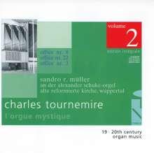 Charles Tournemire (1870-1939): L'Orgue Mystique Vol.2, CD
