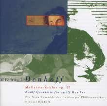 Michael Denhoff (geb. 1955): Mallarme-Zyklus op.75, 2 CDs