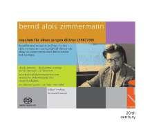 Bernd Alois Zimmermann (1918-1970): Requiem für einen jungen Dichter, Super Audio CD