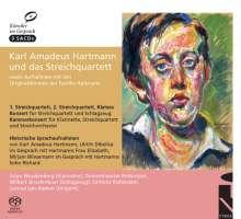 Karl Amadeus Hartmann (1905-1963): Karl Amadeus Hartmann und das Streichquartett, 3 SACDs
