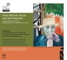 Hans Werner Henze (1926-2012): Requiem, 3 Super Audio CDs