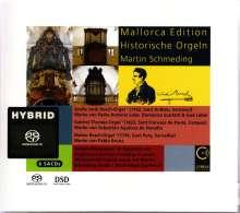 Mallorca Edition - Historische Orgeln, 6 Super Audio CDs