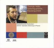 Thomas Ades (geb. 1971): Streichquartette, SACD