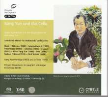Isang Yun (1917-1995): Kammermusik mit Cello & Klavierwerke, 4 Super Audio CDs