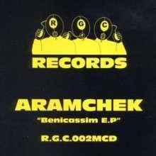 Aramchek: Benicassim (Ep), Maxi-CD